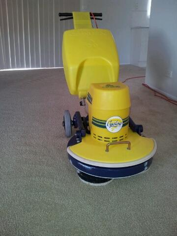 Fast new cleaning equipment